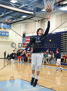 Madison @ Yorktown Boys Basketball (18 Dec 2015)