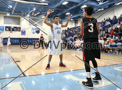 Madison @ Yorktown Boys JV Basketball (18 Dec 2015)