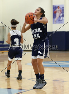 W-L @ Yorktown Girls Fr Basketball (05 Jan 2016)