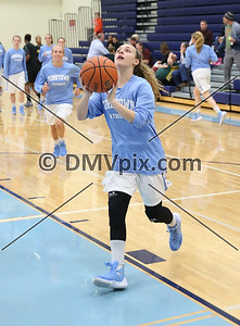 Wakefield @ Yorktown Girls Basketball (01 Dec 2015)