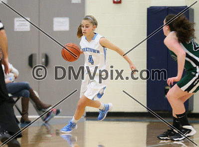 Wakefield @ Yorktown Girls Freshman Basketball (01 Dec 2015)