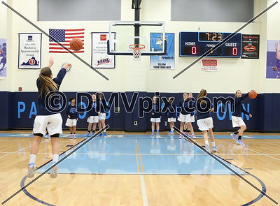 Wakefield @ Yorktown Girls JV Basketball (01 Dec 2015)