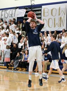McLean @ Yorktown Boys Basketball (05 Feb 2016)