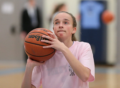 McLean @ Yorktown Girls Basketball (05 Feb 2016)