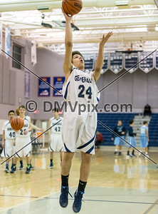 Yorktown @ W-L Boys Fr Basketball (29 Jan 2016)