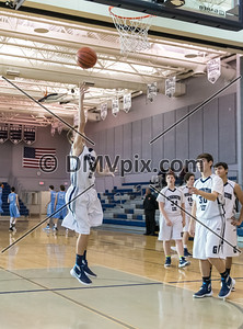 Yorktown @ W-L Boys JV Basketball (29 Jan 2016)