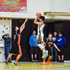 2015 Franklin Panthers Boys Basketball vs Lincoln Tigers