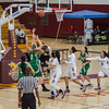 2015 Eagle Rock Girls Basketball vs Garfield Bulldogs