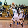 2015 Eagle Rock Girls Basketball vs Marshall Barristers