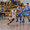 2015 Eagle Rock Boys Basketball vs Wilson Mules