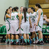 2015 Eagle Rock Girls Basketball vs Sotomayor Wolves