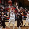 2015 Lake Travis Girls Basketball vs Dripping Springs Tigers 11.10.2015