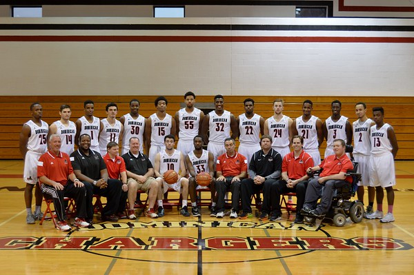 2015-16 Men's Basketball