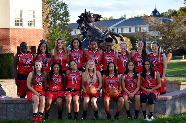 2015-16 Women's Basketball