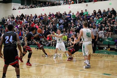 WBHS Basketball vs Alliance-76