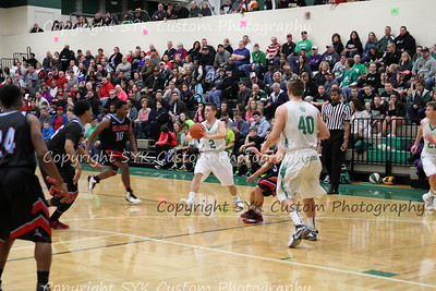 WBHS Basketball vs Alliance-75