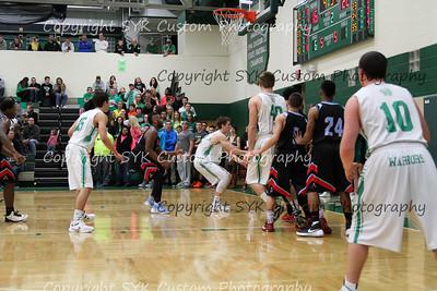 WBHS Basketball vs Alliance-88