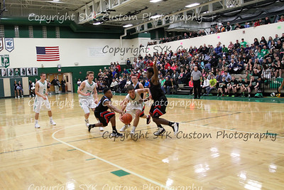 WBHS Basketball vs Alliance-70