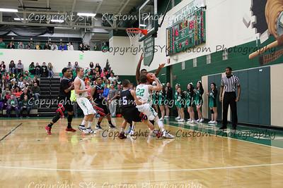 WBHS Basketball vs Alliance-91