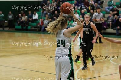 WBHS Girls vs Carrollton-93