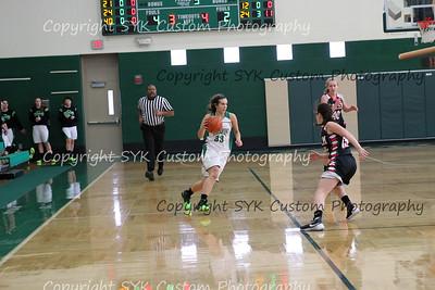 WBHS JV Girls vs Salem-90