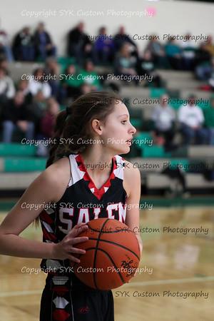 WBHS JV Girls vs Salem-66