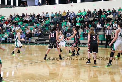 WBHS Girls vs Salem-86