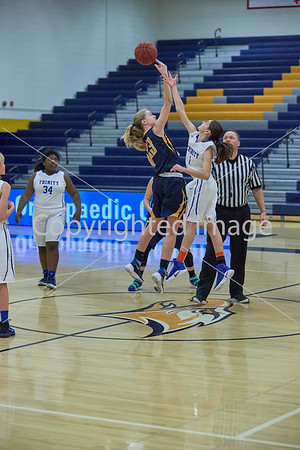 2016-12-02 JFK Basketball Girls 9A vs Trinity School at River Ridge