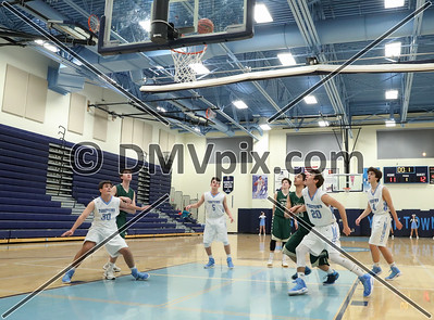 Langley @ Yorktown Boys JV Basketball (10 Feb 2017)