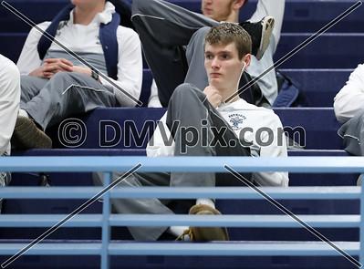Langley @ Yorktown Boys JV Basketball (10 Feb 2017)