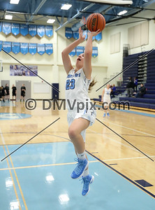 Westfield @ Yorktown Girls Basketball (09 Dec 2016)
