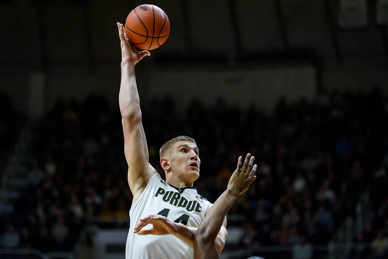 12/10/16 Cleveland State, Isaac Haas