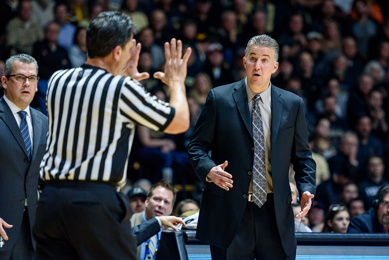 1/17/17 Illinois, Matt Painter