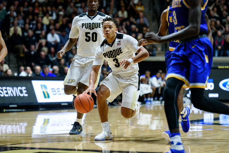 11/11/16 McNeese State, Carsen Edwards