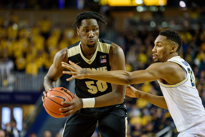 2/25/17 Michigan, Caleb Swanigan