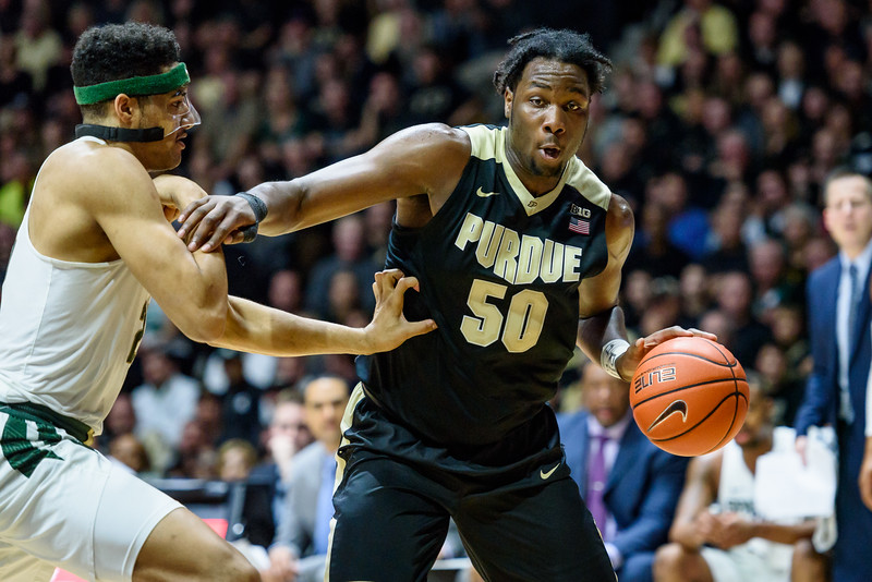 2/18/17 Michigan State, Caleb Swanigan
