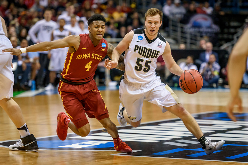 3/16/17 NCAA Tournament, Iowa State, Spike Albrecht