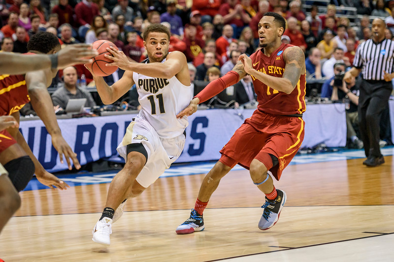3/16/17 NCAA Tournament, Iowa State, P.J. Thompson