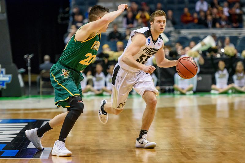 3/16/17 NCAA Tournament, Vermont,