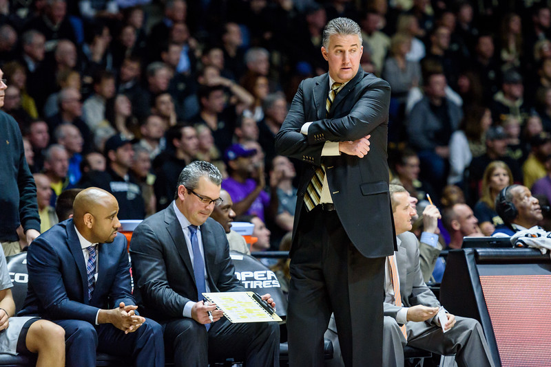 2/1/17 Northwestern, Matt Painter