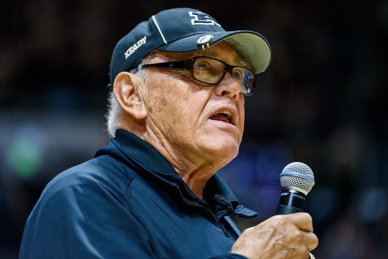 1/21/17 Penn State, Gene Keady