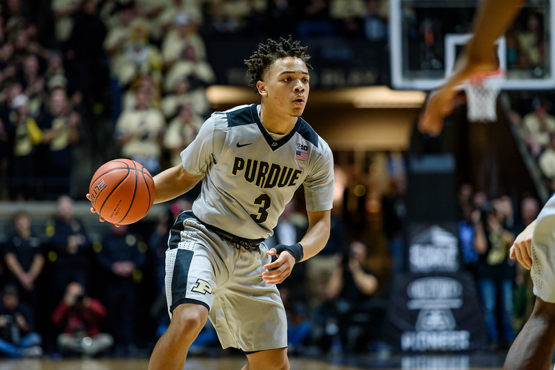 1/8/17 Wisconsin, Carsen Edwards
