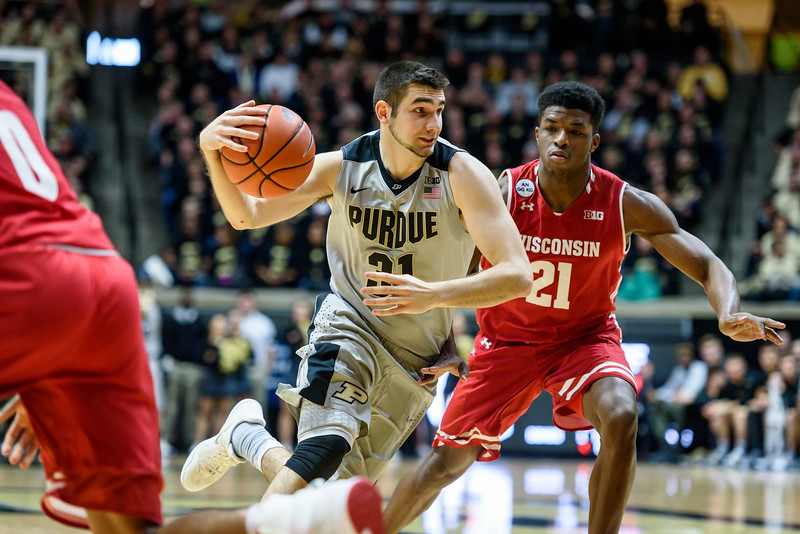 1/8/17 Wisconsin, Dakota Mathias