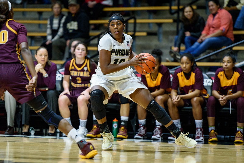 12/6/16 Central Michigan, Andreona Keys