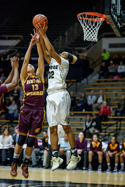 12/6/16 Central Michigan, Ae'Rianna Harris