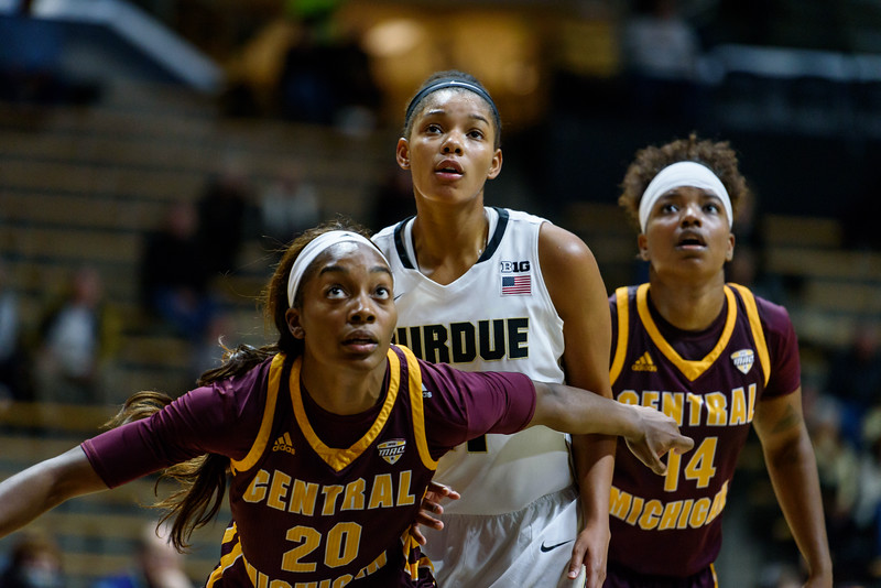 12/6/16 Central Michigan, Dominique Oden