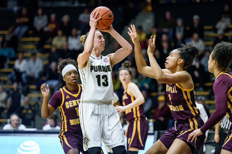 12/6/16 Central Michigan, Bridget Perry