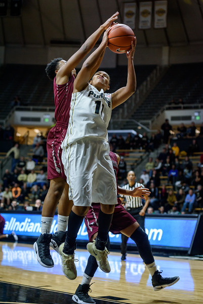 12/11/16 North Carolina Central, Dominique Oden