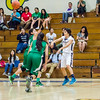 2016 Eagle Rock Girls Basketball vs Franklin Panthers