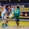2016 Eagle Rock Girls Basketball vs Franklin Panthers
